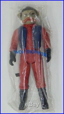 1983 vintage TOLTOYS Star Wars NIEN NUNB action figure mailer SEALED baggie RARE