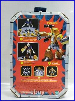 1997(NEW) Medabots Metabee 6 Build Your Own Kits, Hasbro NOS SEALED MOC RARE