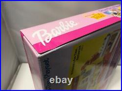 2001 Barbie McDonald's Drive Thru Playset Mattel 88845 FACTORY SEALED NOS! RARE
