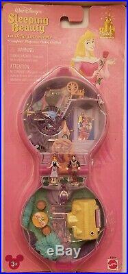 2002 RARE Disney's SLEEPING BEAUTY Sealed Mattel/Bluebird THEME PARK EDITION