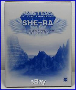 2004 MOTU Masters of the Universe She-Ra Comic-Con Exclusive Mattel sealed RARE