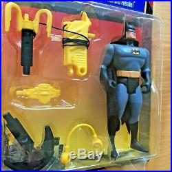 BATMAN THE ANIMATED SERIES Combat Belt Batman 1992 KENNER MOC MIP Sealed RARE