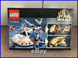 BNIB LEGO Star Wars Trade Federation AAT set 7155 VERY RARE brand new SEALED