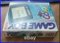 BRAND NEW Nintendo Game Boy Gameboy Color TEAL Console SEALED Rare Console