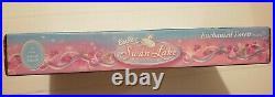 Barbie Of Swan Lake Enchanted Forest Playset NRFP Mattel B0239 2003 SEALED RARE