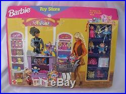 Barbie Toy Store Playset By Mattel New SEALED Rare