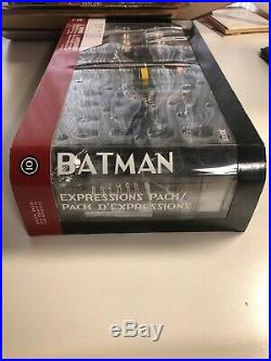 Batman The Animated Series Expression Pack Brand New Sealed BTAS Rare