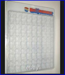 Bearbrick Disply Blister Boards with Lids, Rare, New & Sealed in boxes (Medicom)