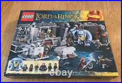Brand NEW Sealed LEGO Lord of the Rings The Mines of Moria Set # 9473 RARE LOTR