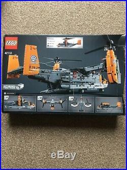 Brand New Sealed LEGO 42113 TECHNIC Bell Boeing V-22 Osprey RARE Cancelled Set