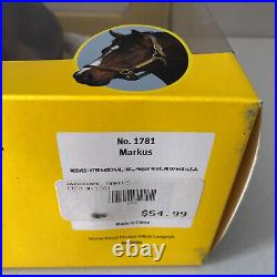 Breyer No. 1781 MARKUS Traditional Size New In Sealed Box Rare 2017