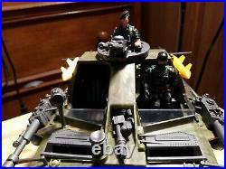 GI Joe Hydrofoil Moray Rare Venom vs Valor Flint Beachhead Loose Nr Complete