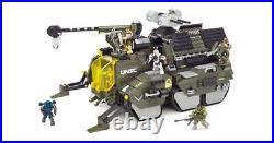 Halo Mega Bloks/Construx UNSC Elephant Troop Carrier 97381 Sealed Rare