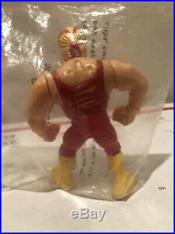 Hasbro WWF WWE Hulk Hogan Limited Mail Away Sealed Bag 1993 Unopened Rare