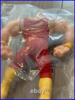 Hasbro WWF WWE Hulk Hogan Mail order limited Sealed Bag Unopened Very Rare 1993
