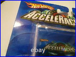 Hot Wheels Acceleracers Chicane Rare! Sealed with cards