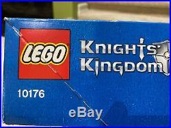 LEGO 10176 Knights Castle Royal Kingdom New Sealed Very Rare