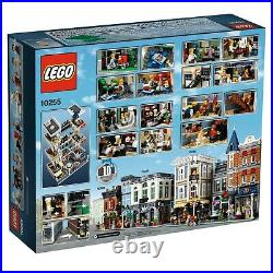 LEGO 10255, Assembly Square Creator Modular, NEW Sealed 4002 pcs, VERY RARE
