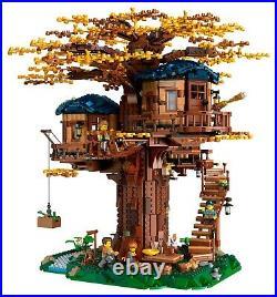 LEGO 21318, Ideas, Treehouse, NEW Sealed Box! 3036 pcs. Retired, Very Rare