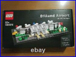 LEGO 4000016 Billund Airport Special Edition NEW SEALED Retired Rare