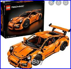 LEGO 42056 Technic Porsche 911 GT3 RS Brand New & Sealed Perfect Gift Rare Item