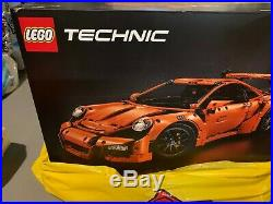 LEGO 42056 Technic Porsche 911 GT3 RS Sealed, RARE RETIRED COLLECTIBLE