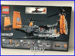 LEGO 42113 TECHNIC Bell Boeing V-22 Osprey RARE New And Sealed