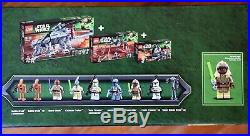 LEGO 66473 Star Wars 3-in-1 Super Pack (75015,75016,75019) RARE NIB NEW SEALED