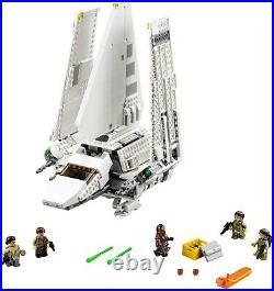 LEGO 75094 Star Wars Imperial Shuttle Tydirium New Sealed Free USA Shipping