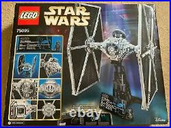 LEGO 75095 Star Wars TIE Fighter Set Ultimate Collectors Series NEW SEALED, Rare