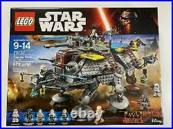 LEGO 75157 Star Wars Captain Rex's AT-TE Brand New Factory Sealed RARE RETIRED