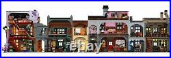 LEGO 75978, Harry Potter, Diagon Alley, NEW SEALED in Box, 5544 pcs, VERY RARE