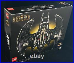 LEGO 76161 DC Batman 1989 Batwing 2363pcs 18+ New Sealed Rare! Ready to Ship