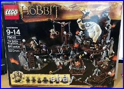 LEGO 79010 The Goblin King Battle The Hobbit Gandalf The Grey NEW SEALED RARE