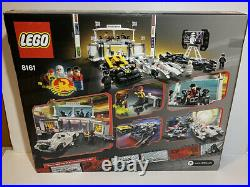 LEGO 8161 Speed Racer Grand Prix Race NEW FACTORY SEALED RARE