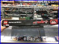 LEGO (8674) Racers FERRARI F1 Racer 18 Scale 1246 pcs Rare, New & Fctry Sealed