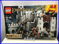 LEGO 9474 Lord of the Rings THE BATTLE OF HELMS DEEP Sealed NEW, RARE