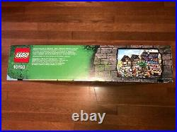 LEGO Castle 10193 Medieval Market Village. RARE & RETIRED! Factory Sealed. NIB