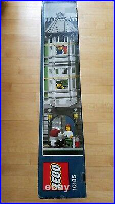 LEGO Creator 10185 Green Grocer RARE/RETIRED FACTORY SEALED