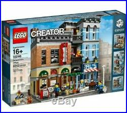 LEGO Creator Modular Building Rare 10246 Detective's Office SEALED BOX