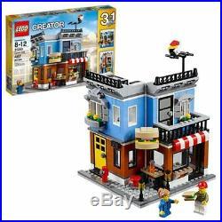 LEGO Creator Rare Corner Deli 31050 New & Sealed