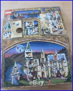 LEGO Harry Potter 4709 Hogwarts Castle yr-2001 Sealed Plastic NISB NIB Rare