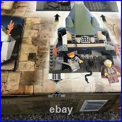 LEGO Harry Potter 4730 Vintage Chamber Of Secrets Retired 2002 Rare New Sealed