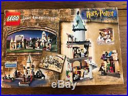 LEGO Harry Potter Hogwarts Castle 2001 (4709) Sealed Plastic! NEW RARE