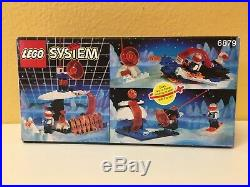 LEGO Ice Planet 2002 Blizzard Baron BRAND NEW AND SEALED! Vintage MISB RARE