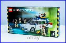 LEGO Ideas Ghostbusters Ecto-1 (21108) MISB / New / Rare / Retired / Sealed