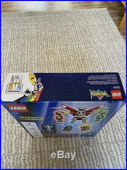 LEGO Ideas VOLTRON Defender of the Universe 21311 NEW SEALED BOX Retired RARE