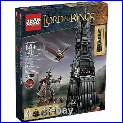 LEGO Lord of the Rings Rare LOTR 10237 The Tower of Orthanc New & Sealed