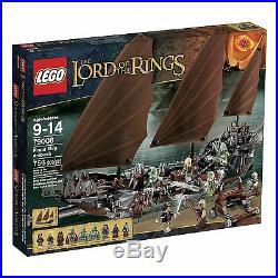 LEGO Lord of the Rings Rare LOTR 79008 Pirate Ship Ambush New & Sealed