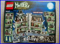 LEGO Monster Fighters Super Rare Haunted House 10228 New & Sealed